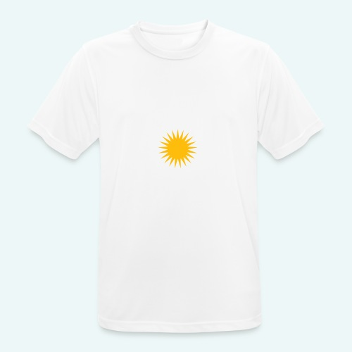PARMA SUN - Herre T-shirt svedtransporterende