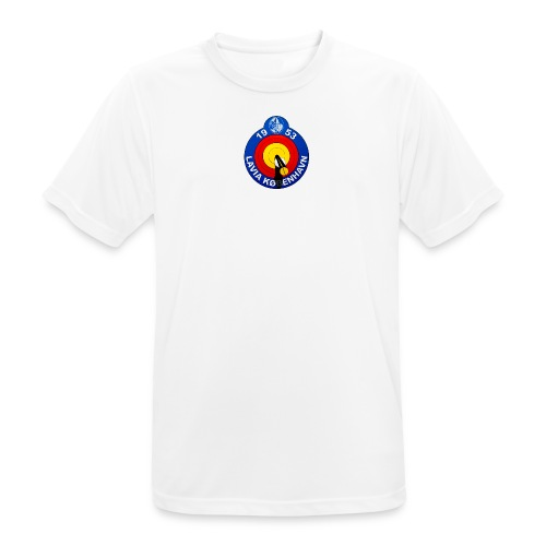 LAVIA LOGO 3 png - Herre T-shirt svedtransporterende