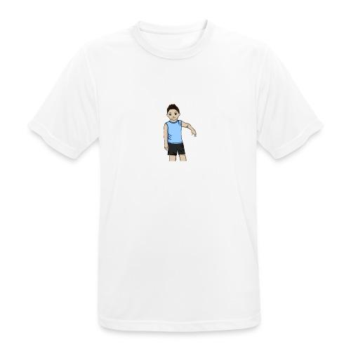 OfirGaming HD logo - Men's Breathable T-Shirt