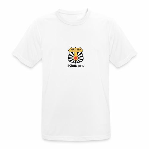 Roots 64 - Mannen T-shirt ademend actief