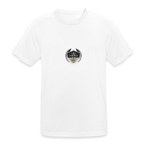 Vision Nexus - Männer T-Shirt atmungsaktiv
