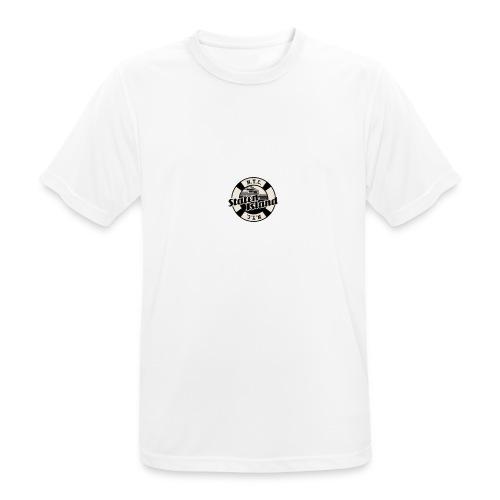 vintage NYC - Mannen T-shirt ademend actief