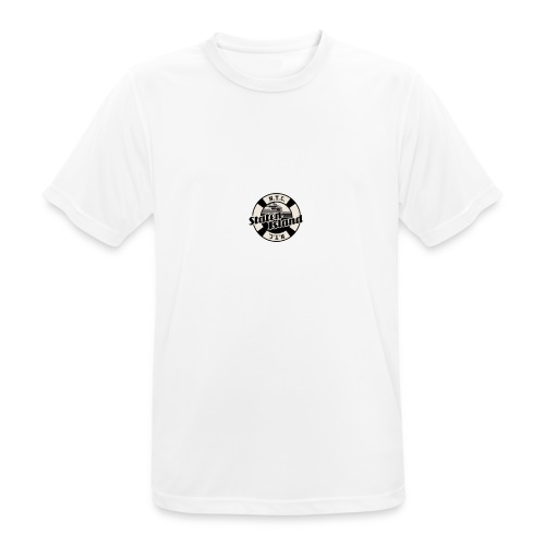 vintage NYC - Mannen T-shirt ademend