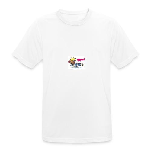 panki sticker neu - Männer T-Shirt atmungsaktiv