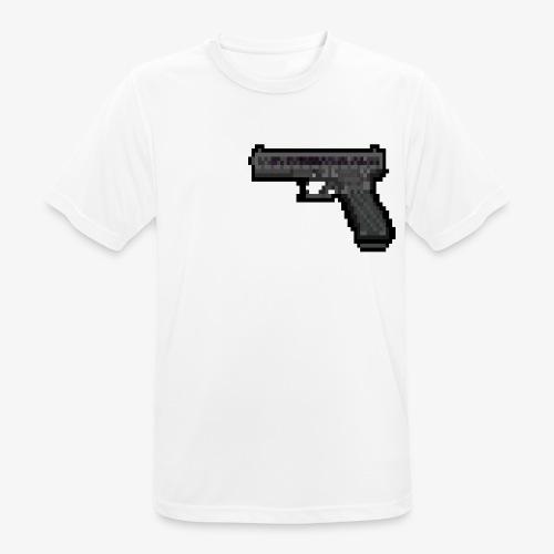 GLOCK PixelArt - T-shirt respirant Homme