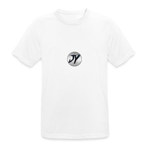 Logo Officiel - T-shirt respirant Homme