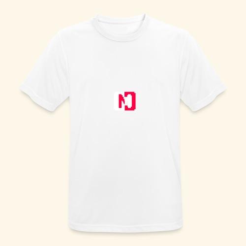 MMM - Mannen T-shirt ademend actief