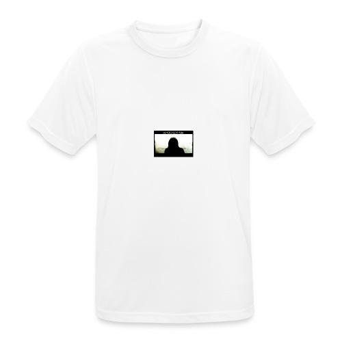 97977814589213859 - T-shirt respirant Homme