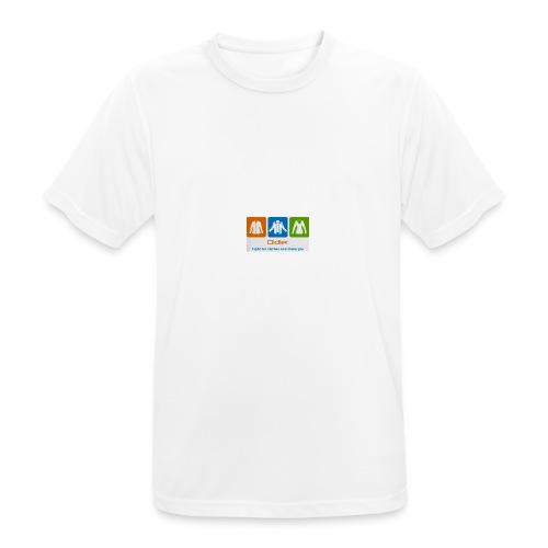 IMG 3596 - Herre T-shirt svedtransporterende