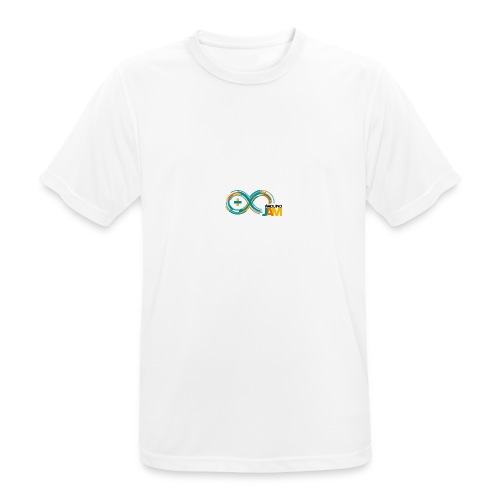 T-shirt Arduino-Jam logo - Men's Breathable T-Shirt