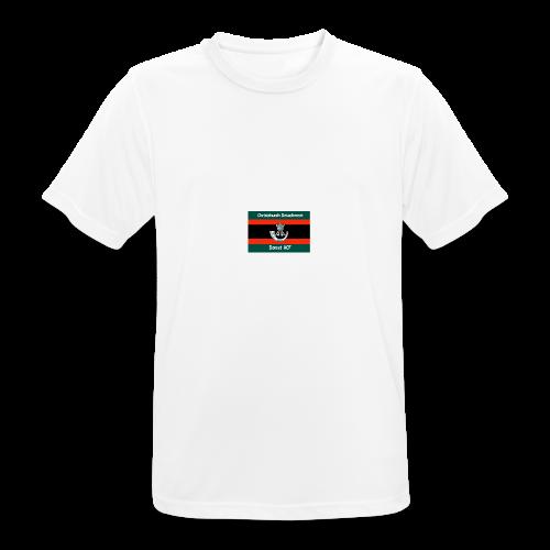 Christchurch Detachment / Dorset ACF - Men's Breathable T-Shirt
