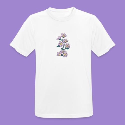 Violettes - T-shirt respirant Homme