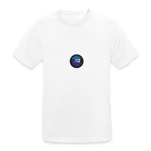 telefoon hoesje apple 5/5S - Mannen T-shirt ademend actief
