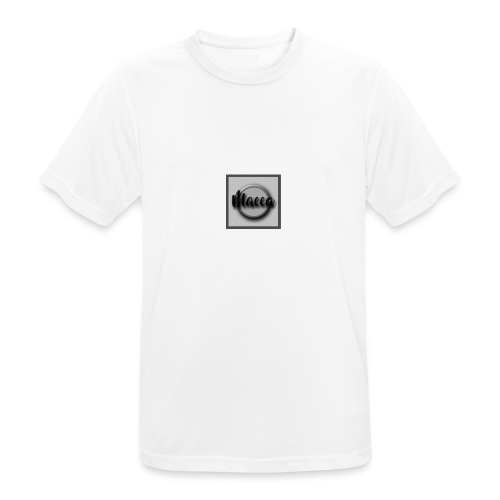 YouTube Channel Logo - Men's Breathable T-Shirt
