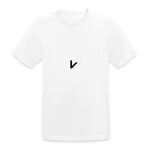 W - T-shirt respirant Homme