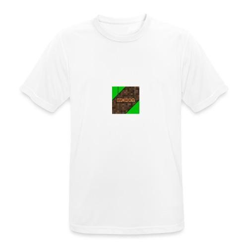 Wokky T Shirt - Andningsaktiv T-shirt herr
