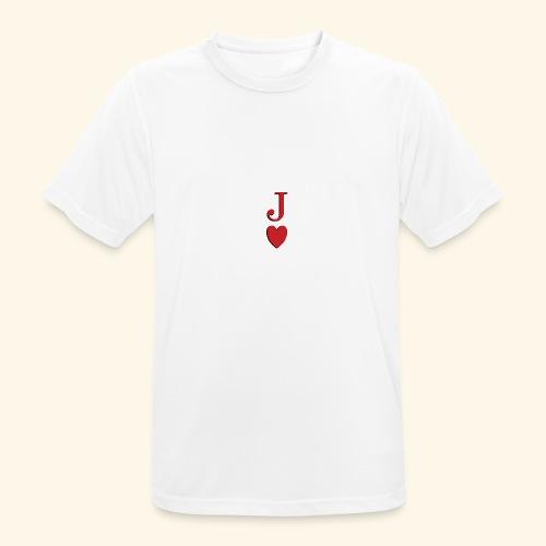 Valet de trèfle - Jack of Heart - Reveal - T-shirt respirant Homme