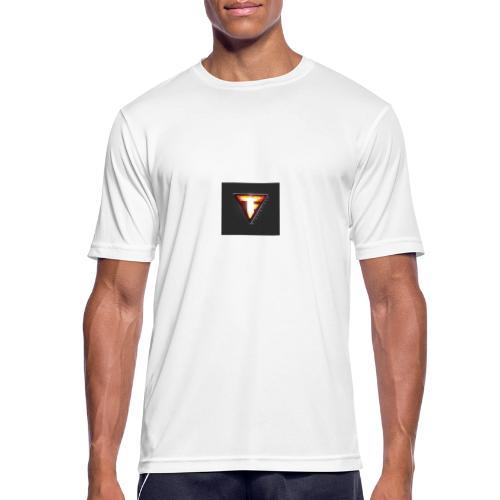 FUSION - Maglietta da uomo traspirante