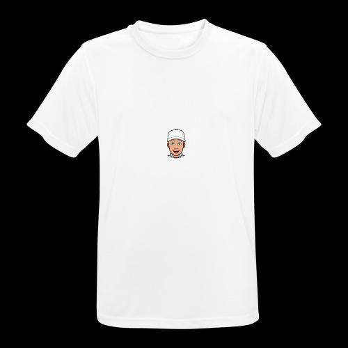 Bik Boy Shirt - Herre T-shirt svedtransporterende