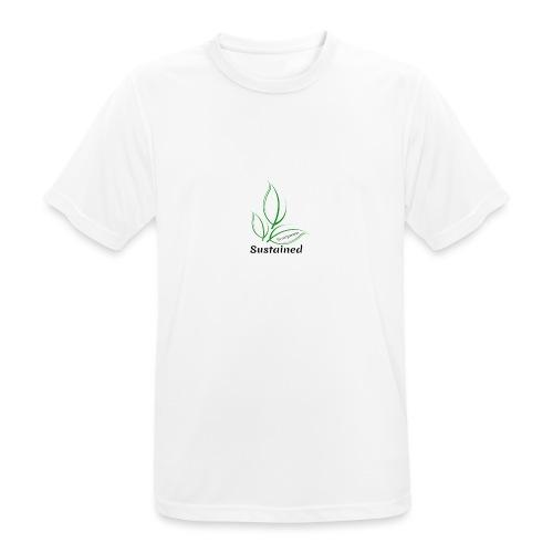 Sustained Sweatshirt - Herre T-shirt svedtransporterende