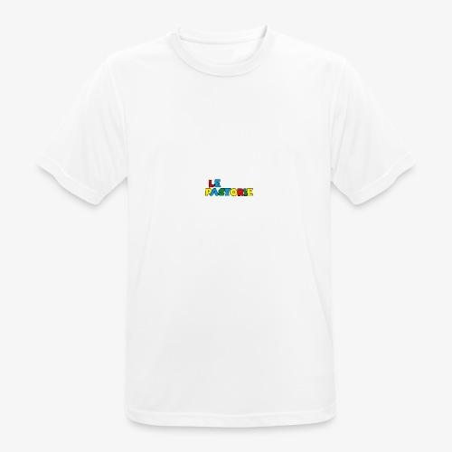 64 - Mannen T-shirt ademend actief