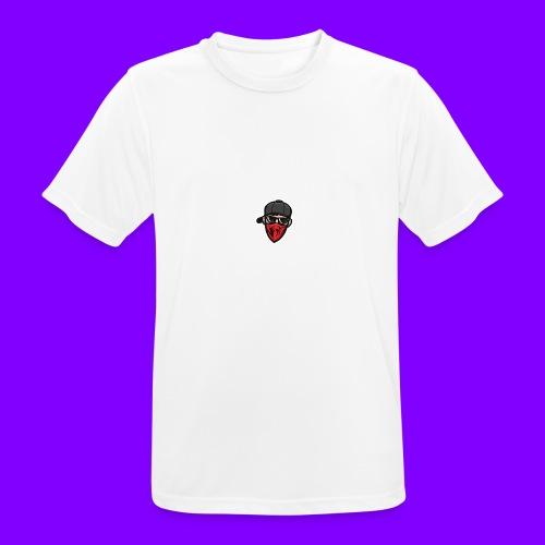 MKM TV's Logo - Men's Breathable T-Shirt