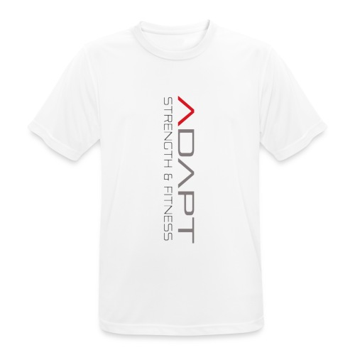 whitetee - Men's Breathable T-Shirt