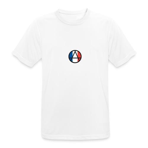 Logo ZELA France - T-shirt respirant Homme