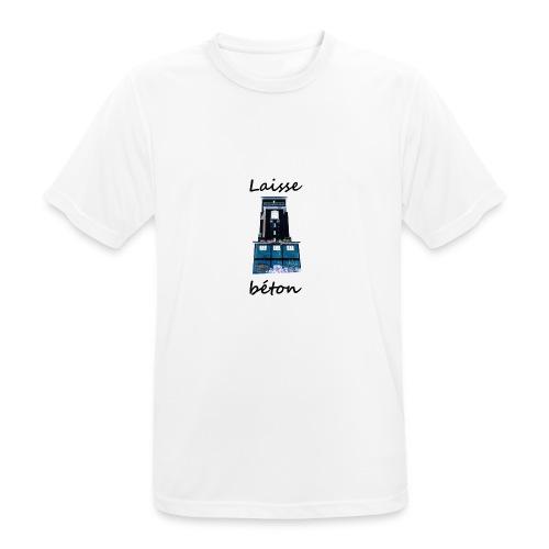 laisse_b--ton-png - T-shirt respirant Homme