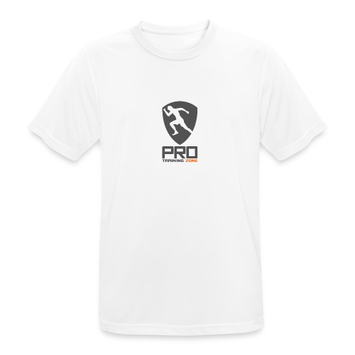 ProTrainingZone - Männer T-Shirt atmungsaktiv