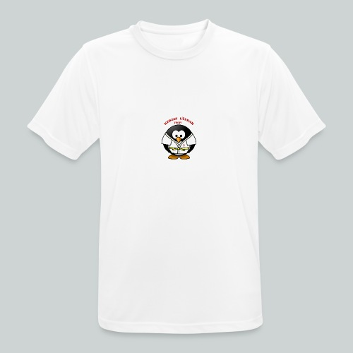 VisbyPenguins - Andningsaktiv T-shirt herr