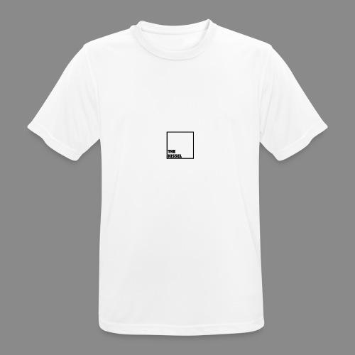 Kissel JAC LINE - Mannen T-shirt ademend actief