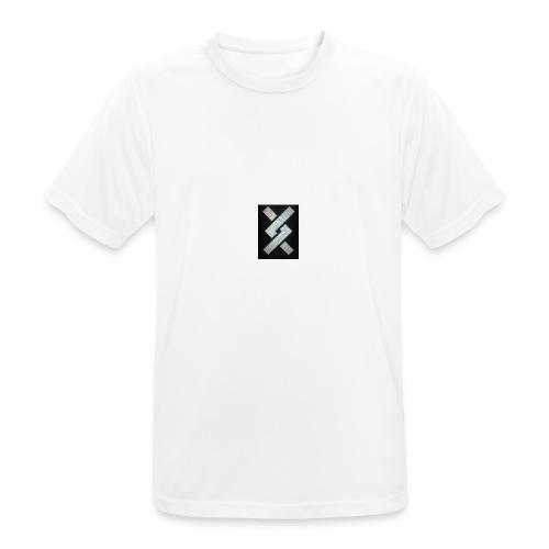 Original Movement Mens black t-shirt - Men's Breathable T-Shirt