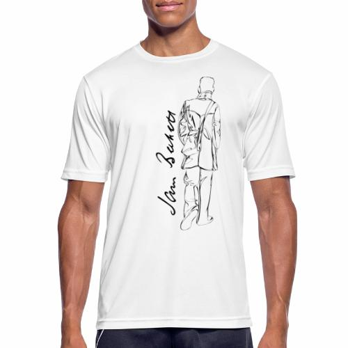 Samuel Beckett - Men's Breathable T-Shirt