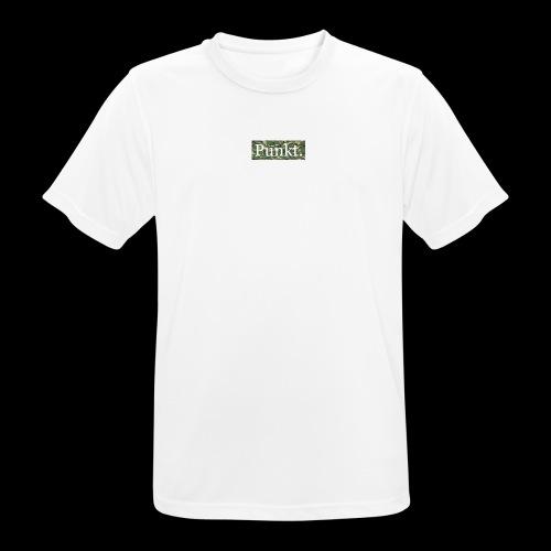 Punkt. - Männer T-Shirt atmungsaktiv