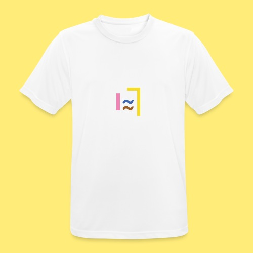 Yung.BRAND - T-shirt respirant Homme