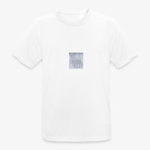 main dans la main - T-shirt respirant Homme