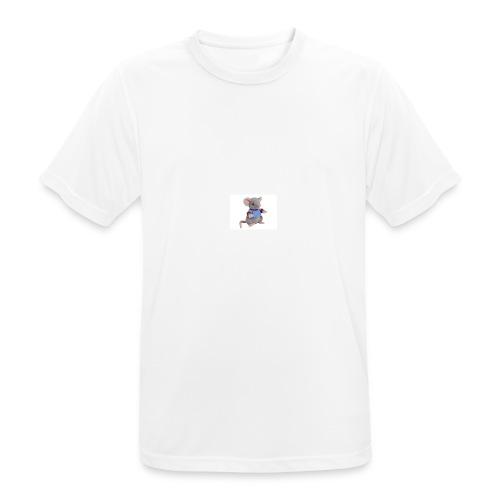 rotte - Herre T-shirt svedtransporterende