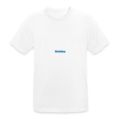 HetIsRoy - Mannen T-shirt ademend actief