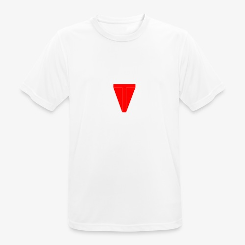 Senza titolo 4 - Maglietta da uomo traspirante