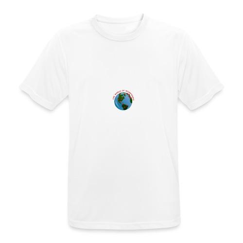 The World Of Scootering - Männer T-Shirt atmungsaktiv