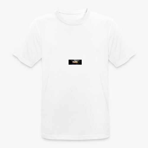 Confidenciality - T-shirt respirant Homme