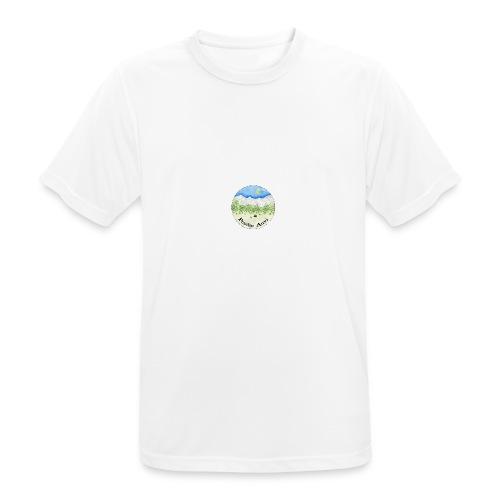 Pescho Anvi - Maglietta da uomo traspirante