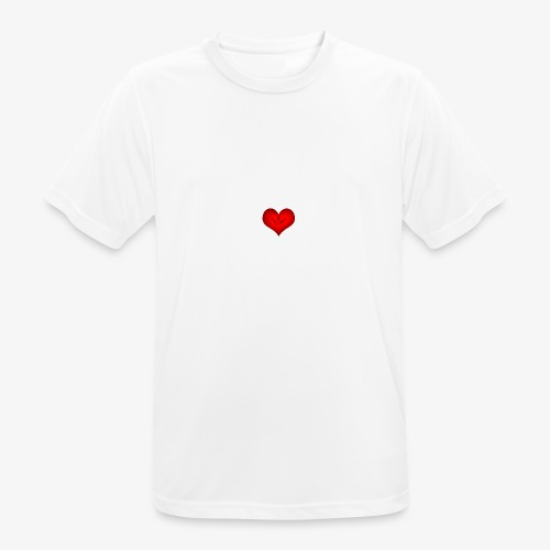 Heart Royal - T-shirt respirant Homme