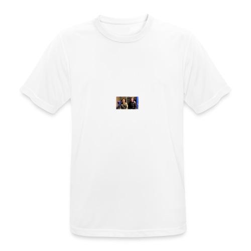 hoesje mobiel - Mannen T-shirt ademend actief