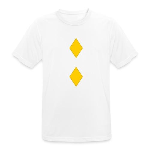 Upseerikokelas - miesten tekninen t-paita