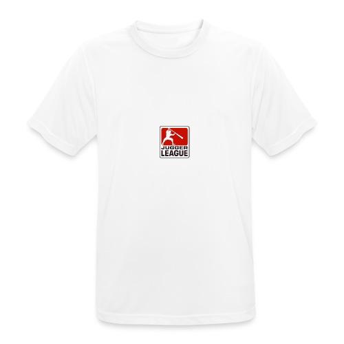 Jugger LigaLogo - Männer T-Shirt atmungsaktiv