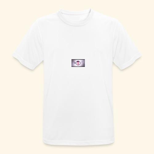 Mascotte YouTube - T-shirt respirant Homme