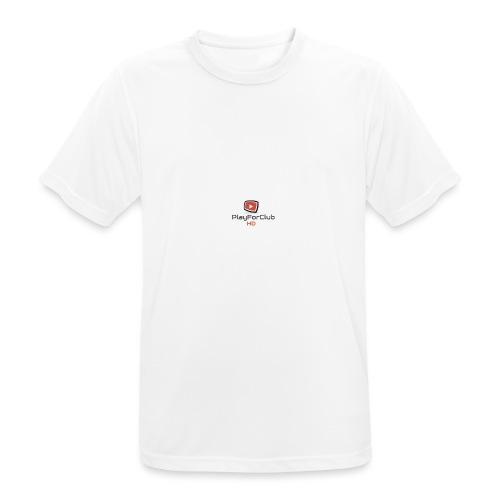 PlayForClub HD - T-shirt respirant Homme