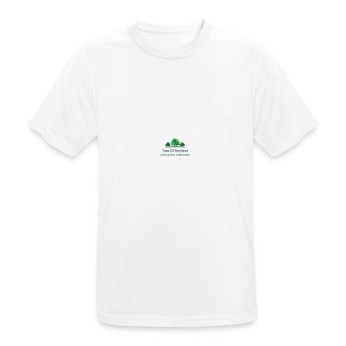 TOS logo shirt - Men's Breathable T-Shirt